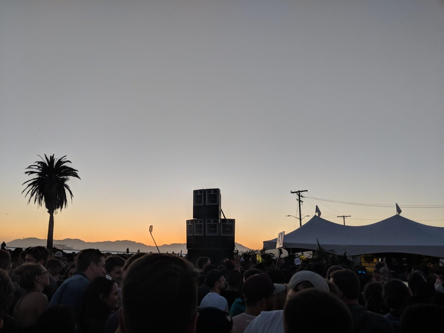 Anjunadeep Open Air San Francisco - August 2018